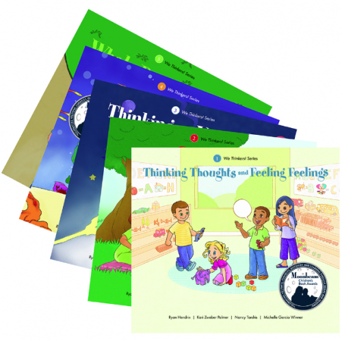 We Thinkers Vol 1 Five Story Books